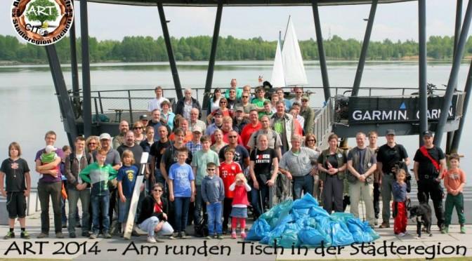 3. CITO am Blausteinsee im Rahmen der ART – am Runden Tisch in der Städteregion Aachen