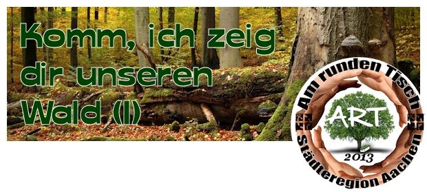 GC4BKZ7 ART 2013 – Komm, ich zeig dir unseren Wald (I)